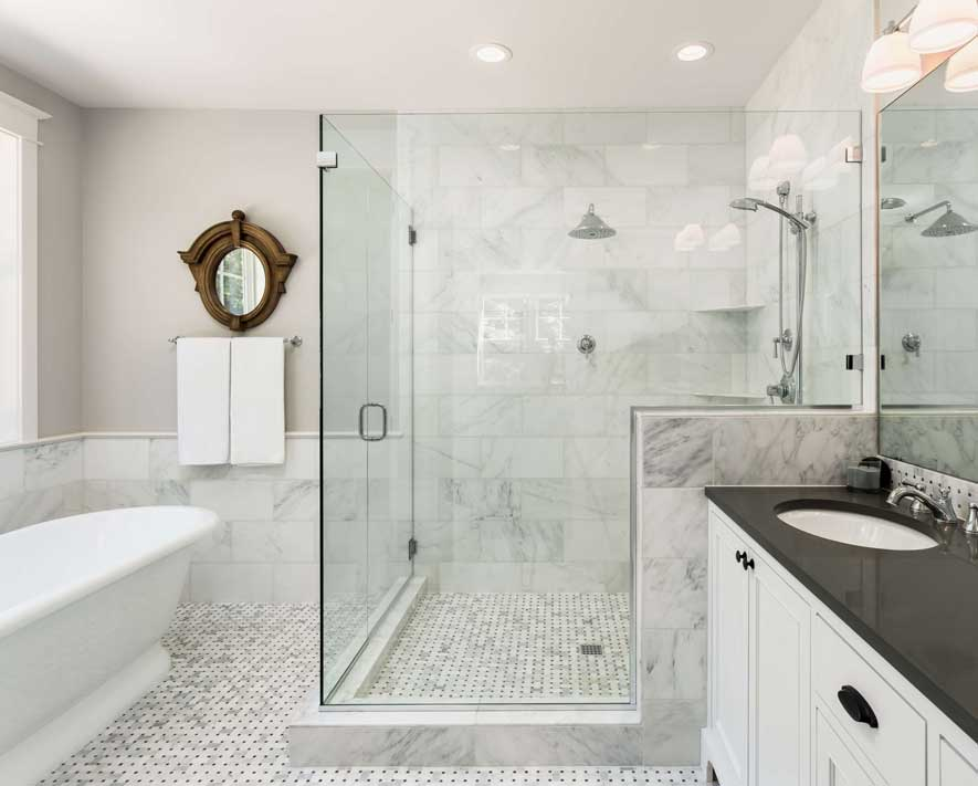 Reno Rocket — Bathroom Renovation