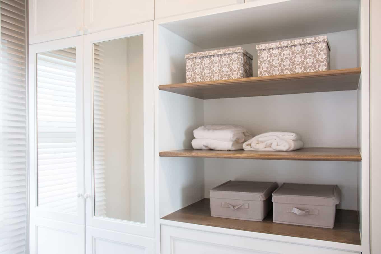 Basement Renovation Ideas - Basement Storage Room