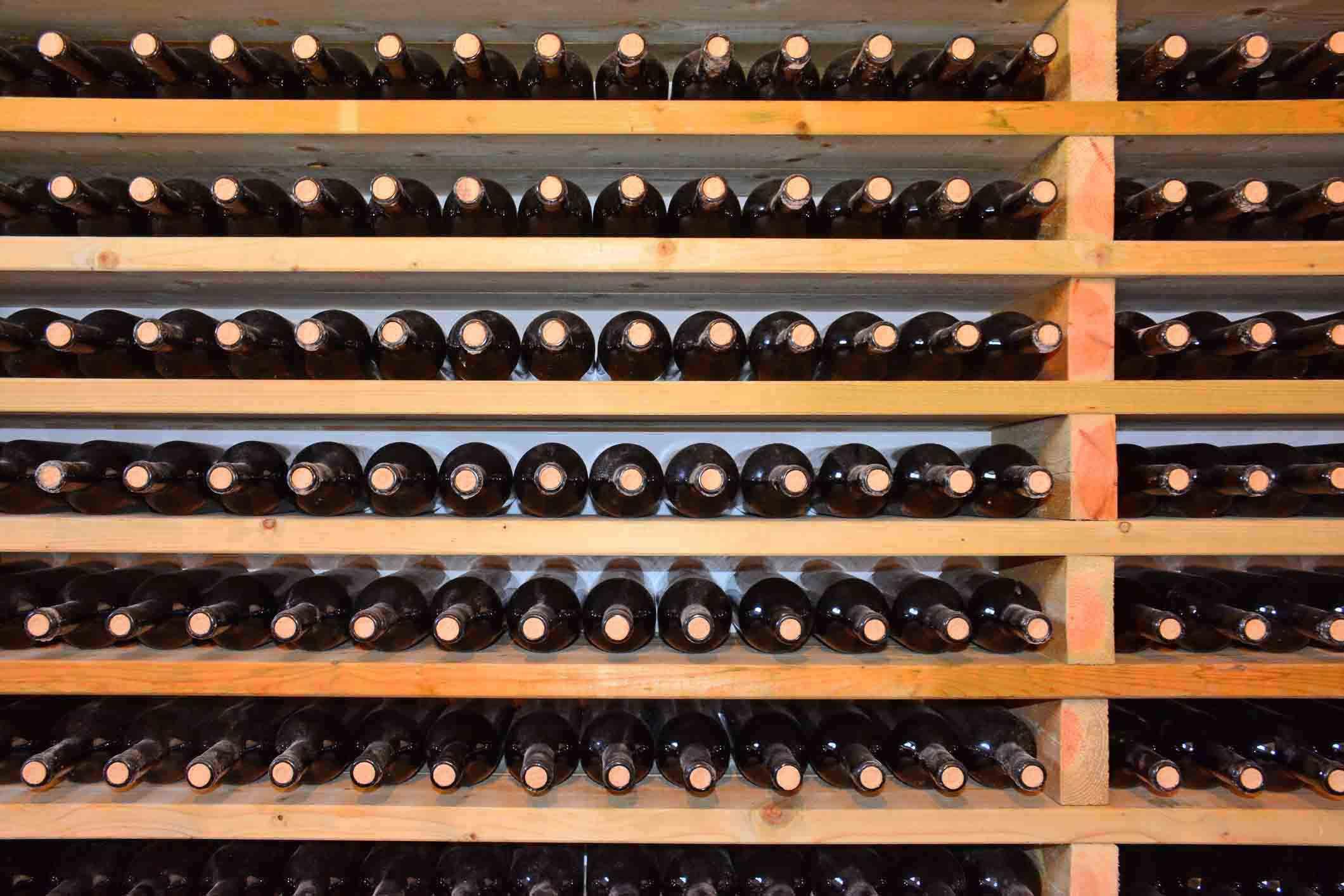 Reno Rocket Basement Renovation Idea - Basement Wine cellar